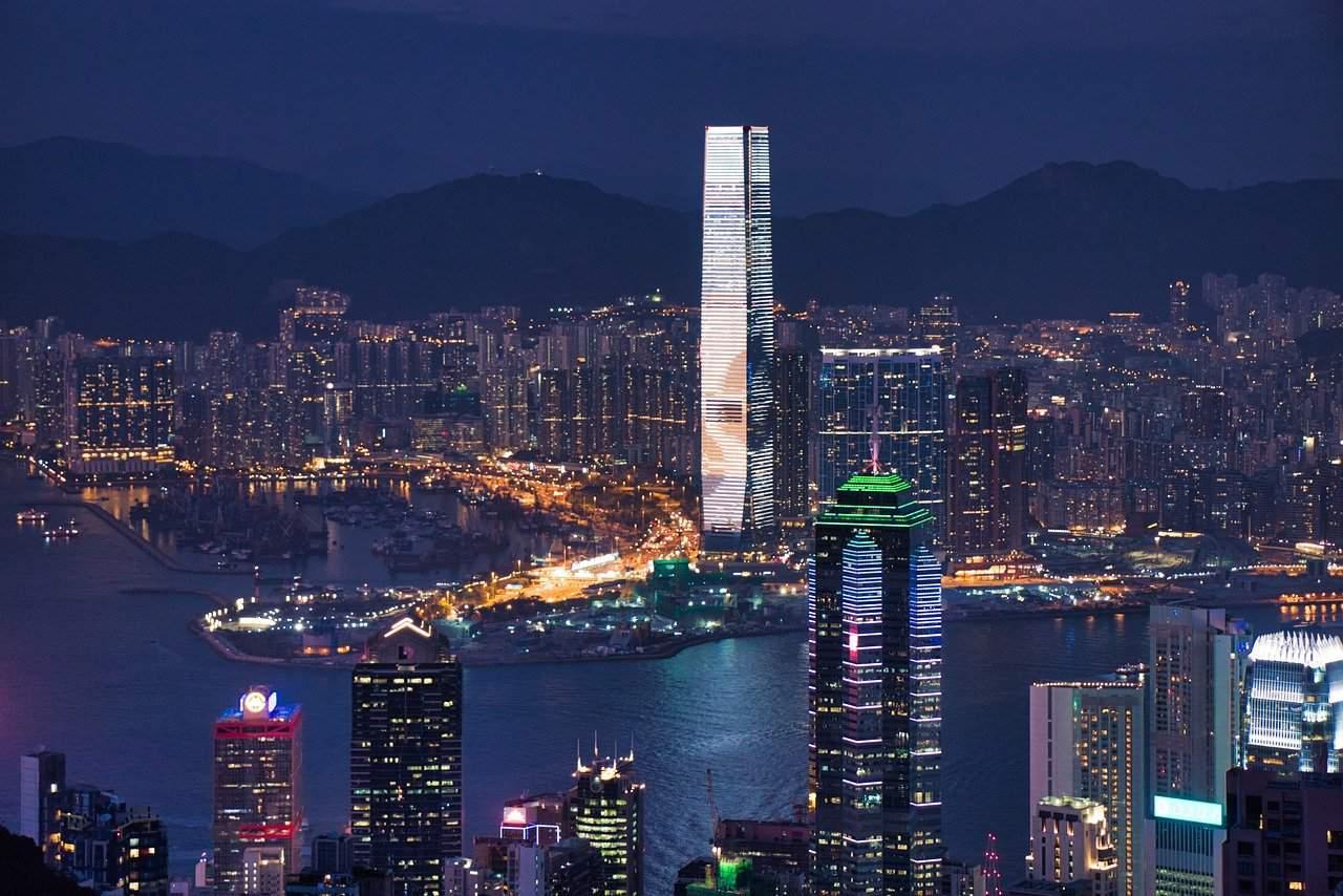 Hong Kong Low Tax