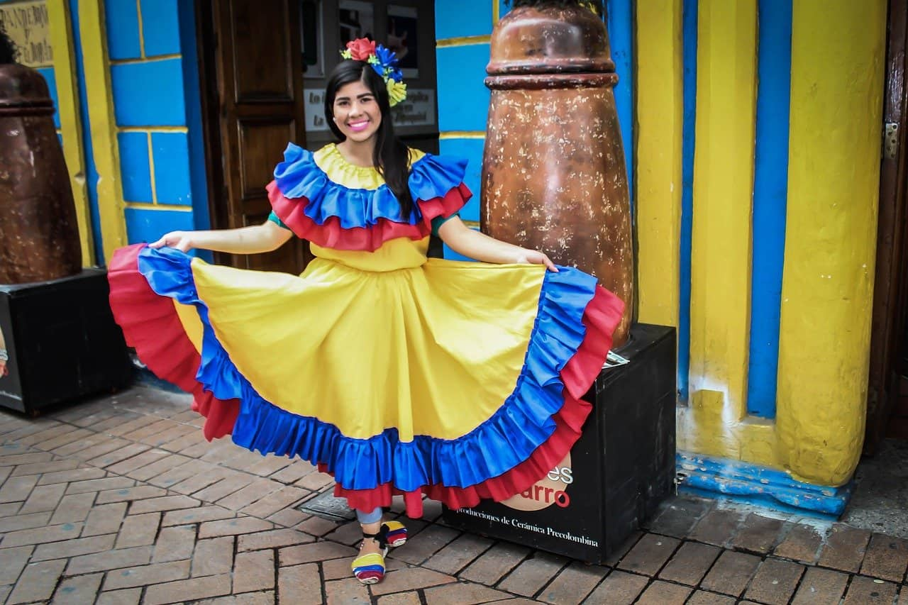 Traditional Colombian