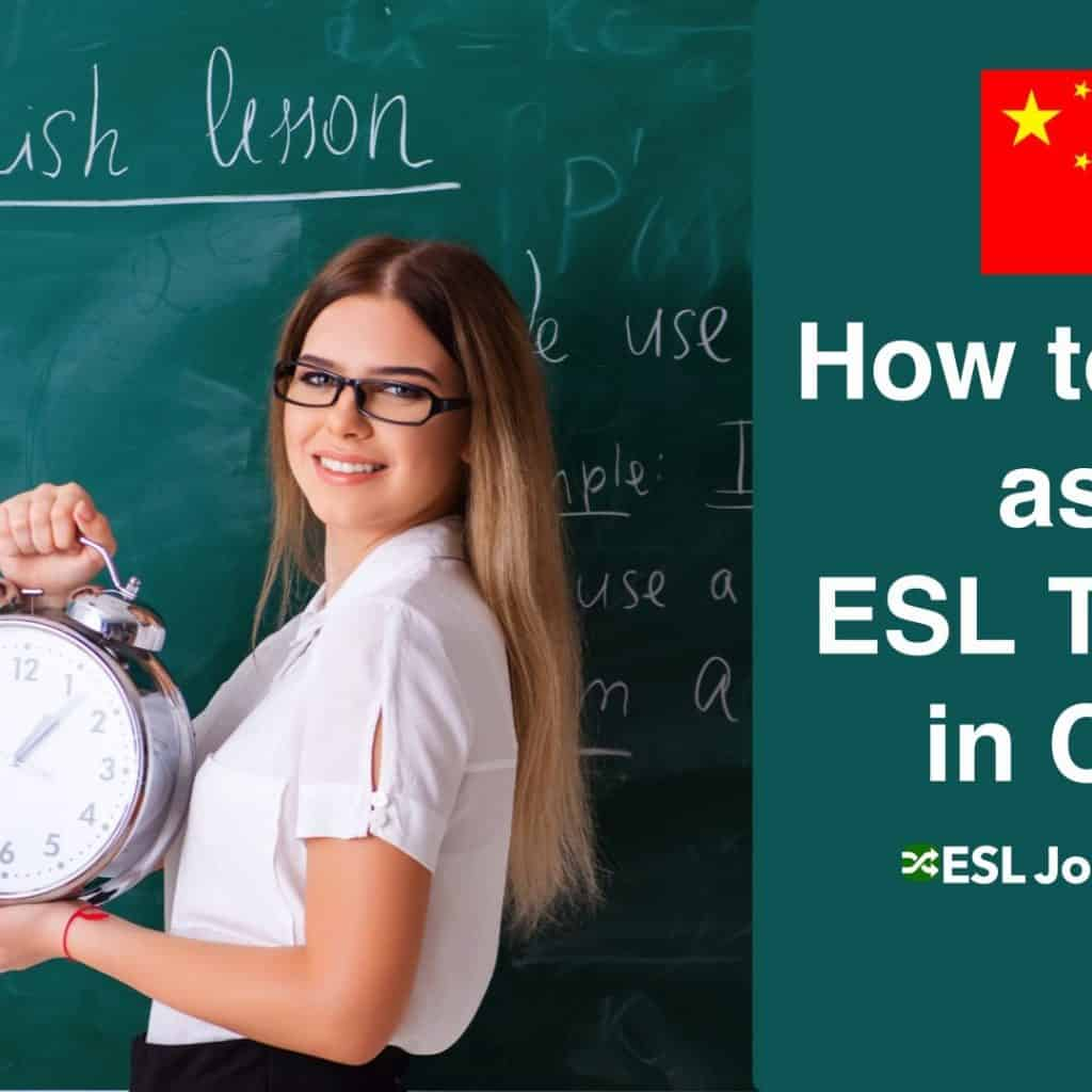 How To Dress Esl Teacher China