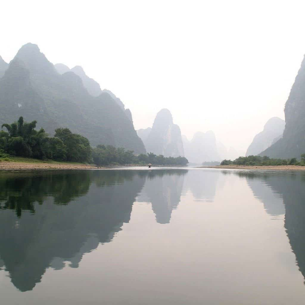 Guilin China is a hotspot for Outdoor Education and Wilderness First Aid Certification
