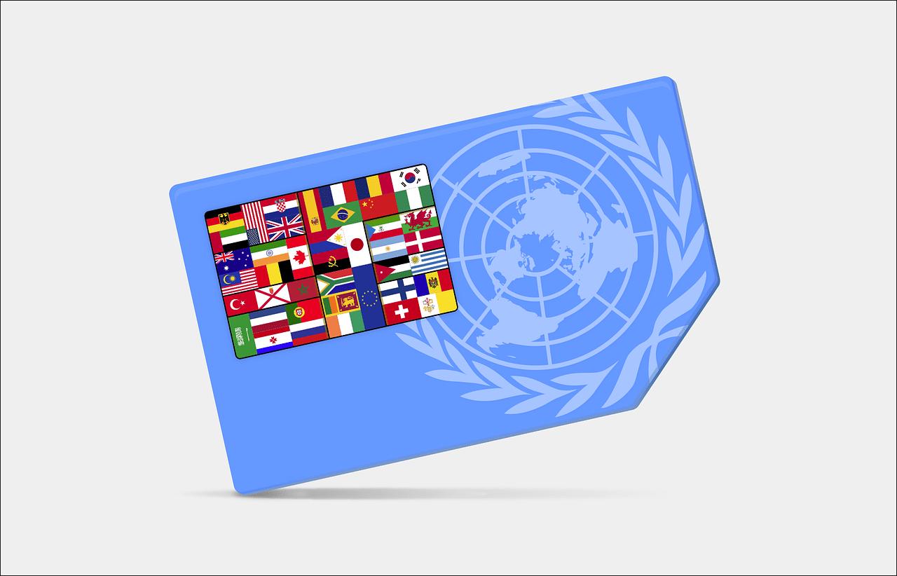 International Data Sim