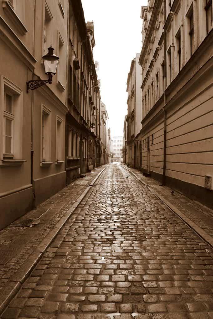 Street Path