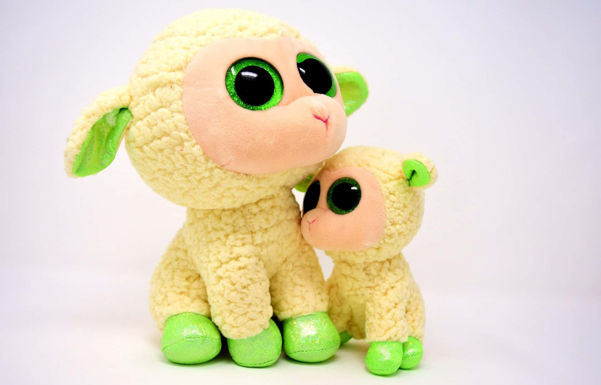 Stuffed Toy Animal For Online Esl