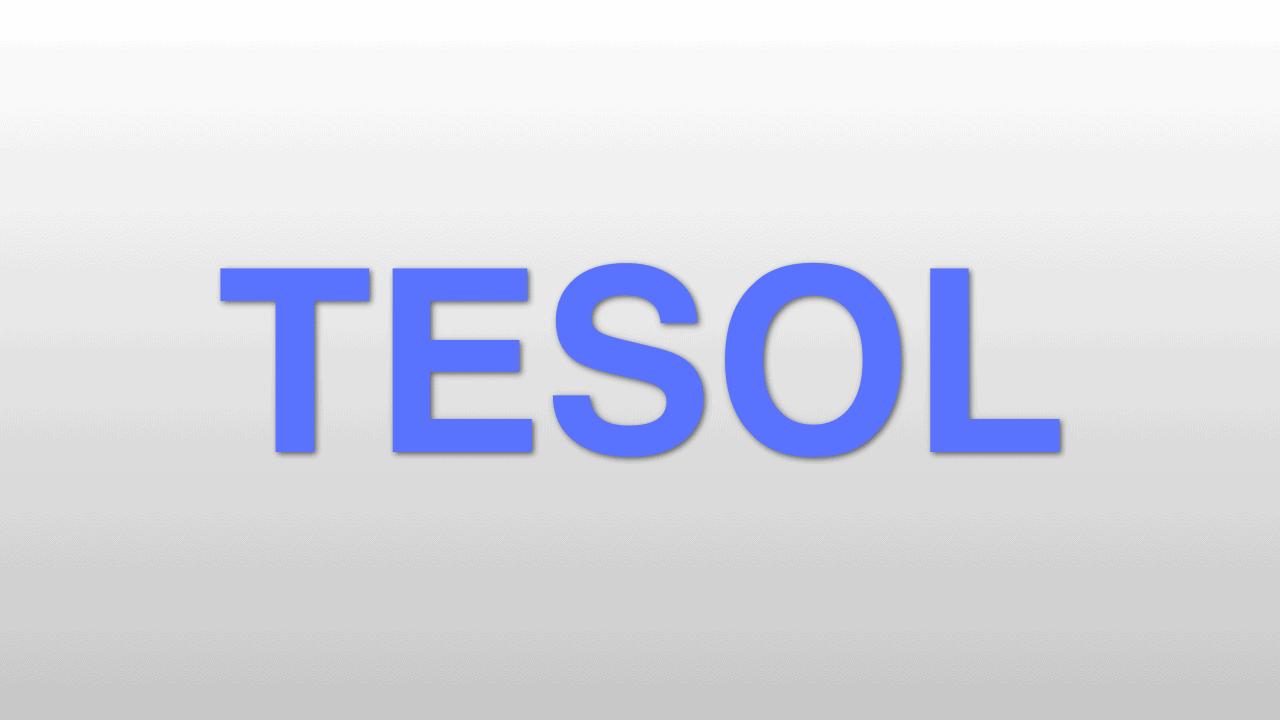 Tesol