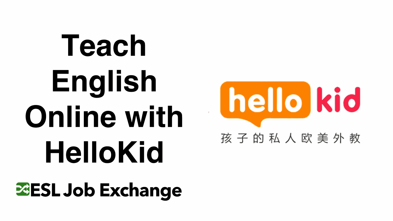 Teach English With Hellokid