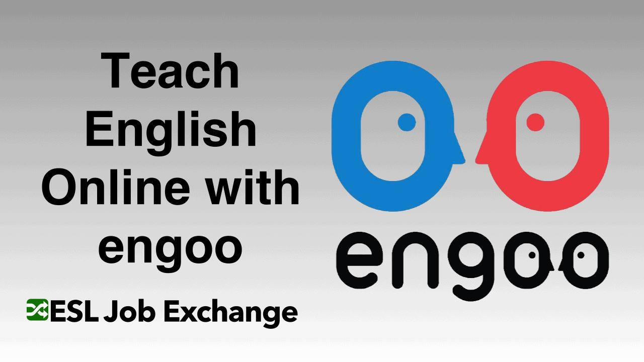 Teach English With Engoo