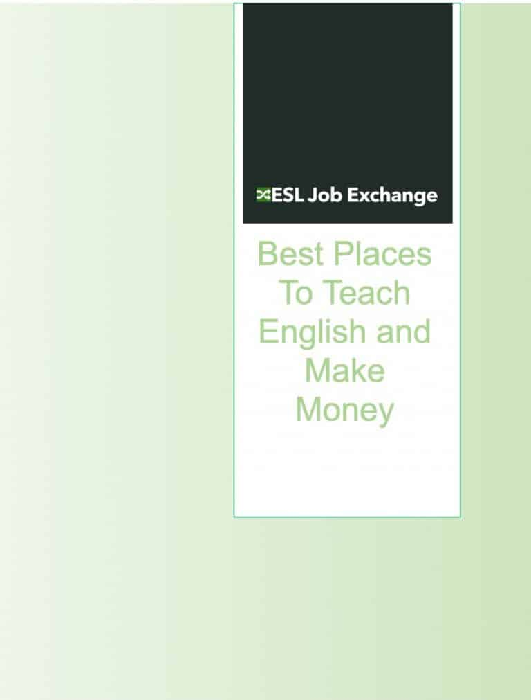Best Places To Teach English Abroad