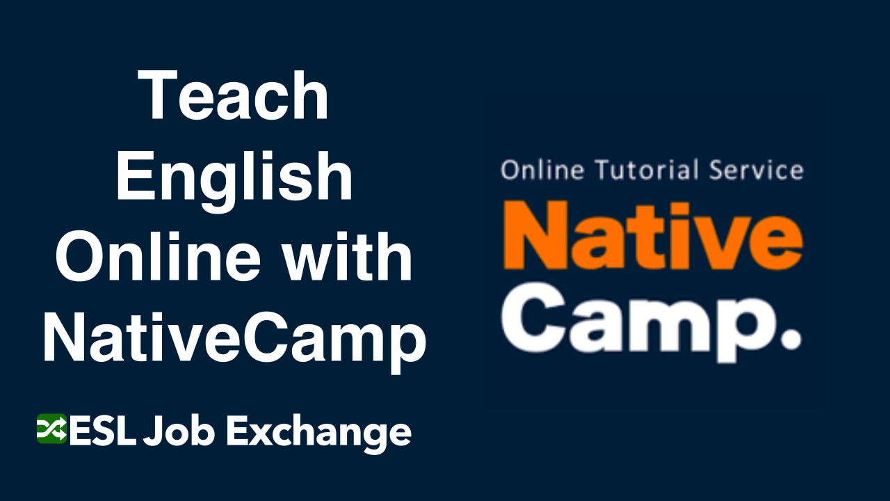 Teach English With Nativecamp