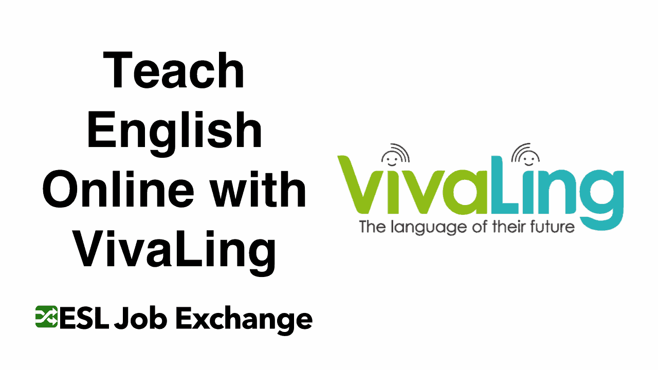 Teach English With Vivaling